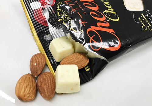 チーナッツチョコレート
