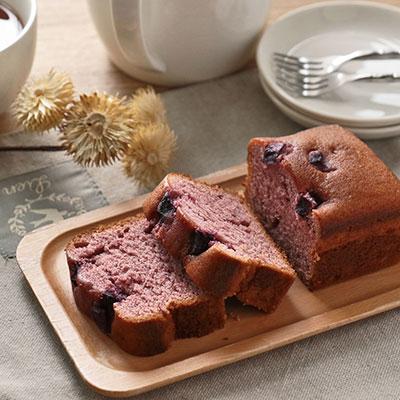 オリジナル 紅芋パウンドケーキ