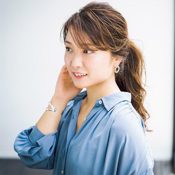 オッジェンヌ・大枝千鶴さん