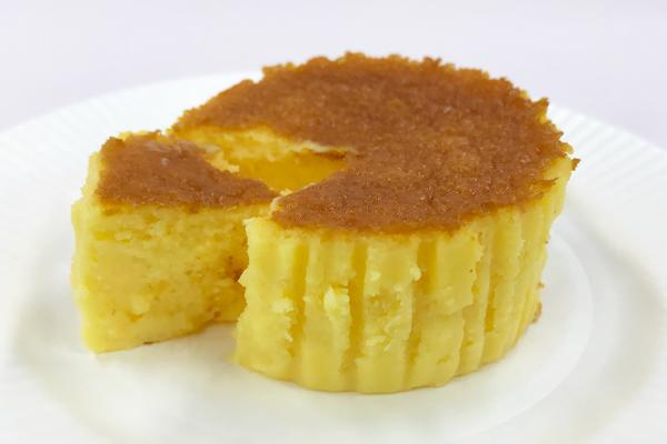 セブン-イレブン バスクチーズケーキ 実食