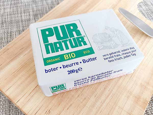ピュアナチュールオーガニック発酵バター