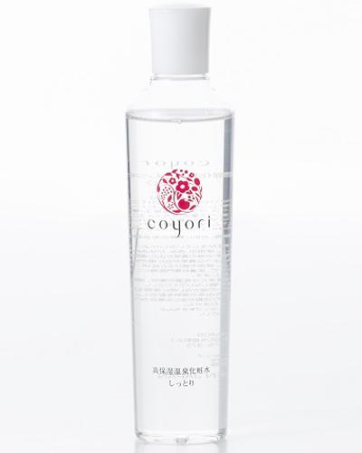 Coyori|高保湿温泉化粧水 しっとり
