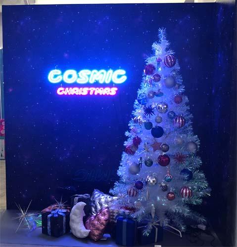 Francfranc 2019年クリスマスのテーマ「COSMIC CHRISTEMAS(コズミッククリスマス)」