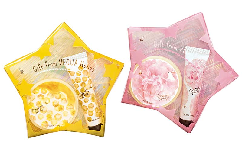 【4】VECUA Honey【ワンダーハニー ギフトセット】
