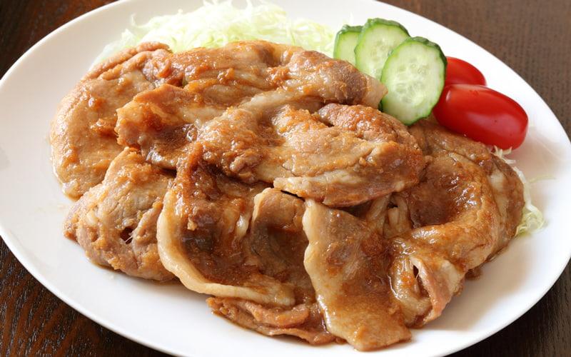 焼き 人気 生姜 レシピ
