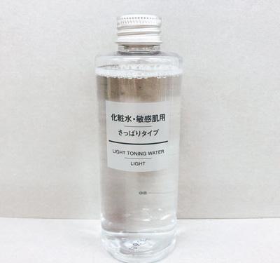 無印良品|化粧水・敏感肌用 さっぱりタイプ