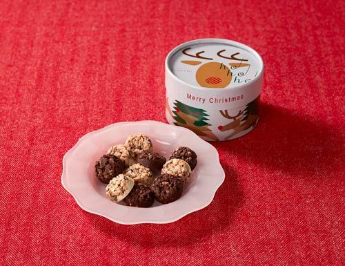 クリスマスクランチチョコレート