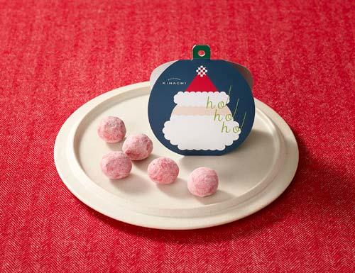 クリスマスクッキーBOX ポルボロンいちご