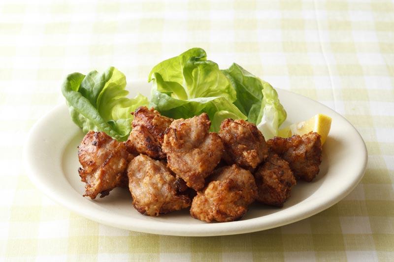 鶏の塩麹から揚げ