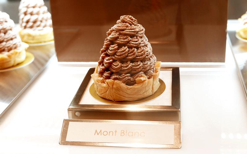 MORI YOSHIDA PARIS(モリ ヨシダ パリ)「MORI YOSHIDAのモンブラン」