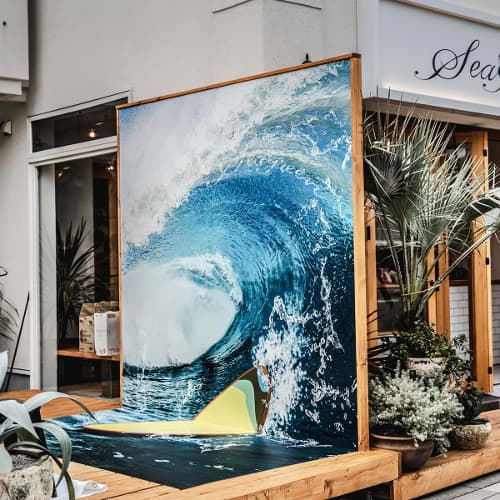 Seagreen コンセプトカフェ