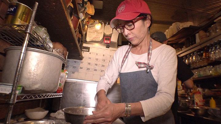 生姜料理専門店 オーナー・森島土紀子さん