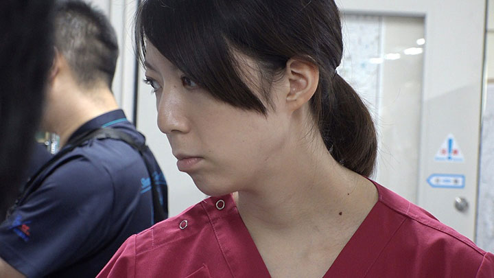 湘南鎌倉総合病院 救急医・寺根亜弥さん