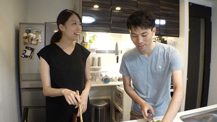 湘南鎌倉総合病院 救急医・寺根亜弥さん 夫婦