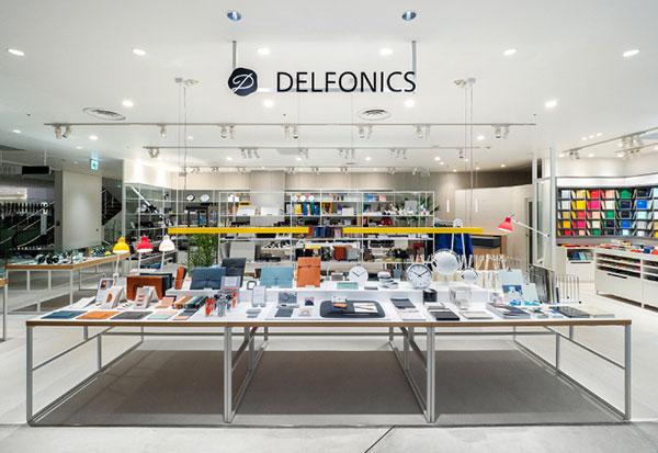 DELFONICS 渋谷