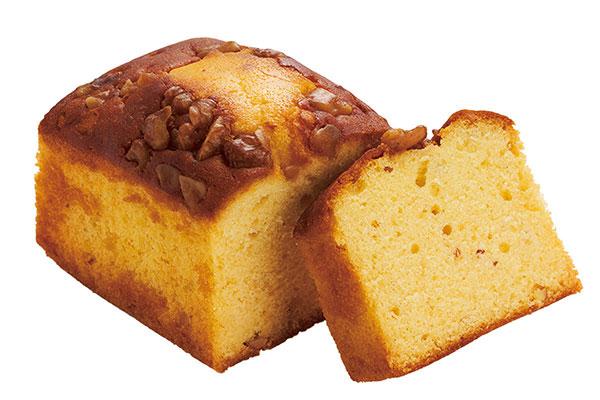 オリジナル ウォールナッツパウンドケーキ