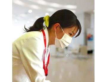 一般内科医:成田亜希子先生
