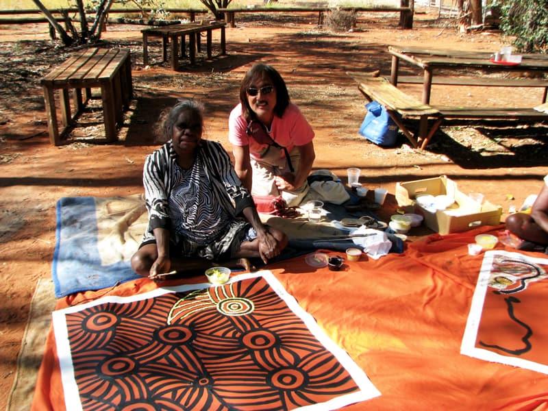 先住民の暮らし