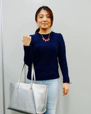 今道玲奈さん(テレビ局勤務)
