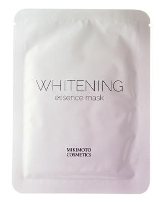 【ミキモト コスメティクス】ホワイトニングエッセンスマスク