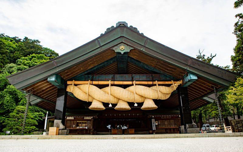 日本の2大パワースポットとも言える伊勢神宮と出雲大社…「神宮」と ...