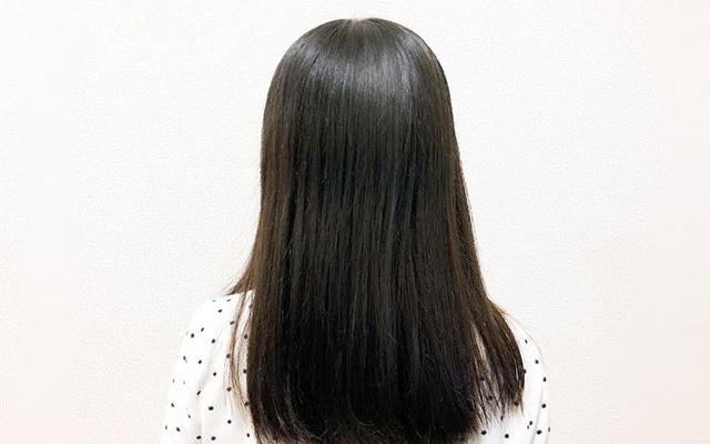 サラサラ オイル なる 髪の毛 に
