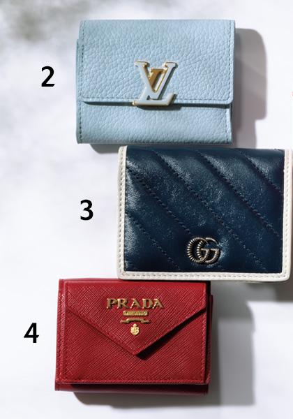 PRADA(プラダ)|サフィアーノレザー 財布