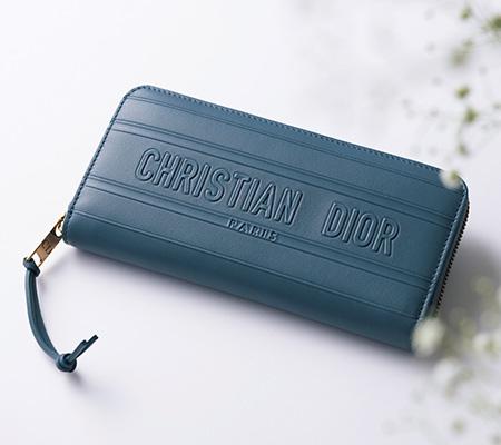 ディオールの財布