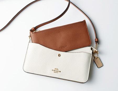 COACHのお財布バッグ