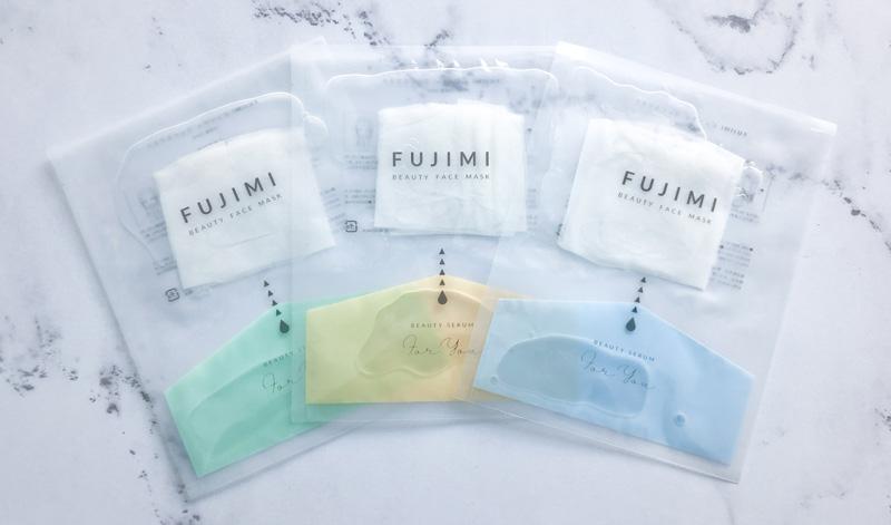 FUJIMI【FUJIMI BEAUTY FACE MASK】