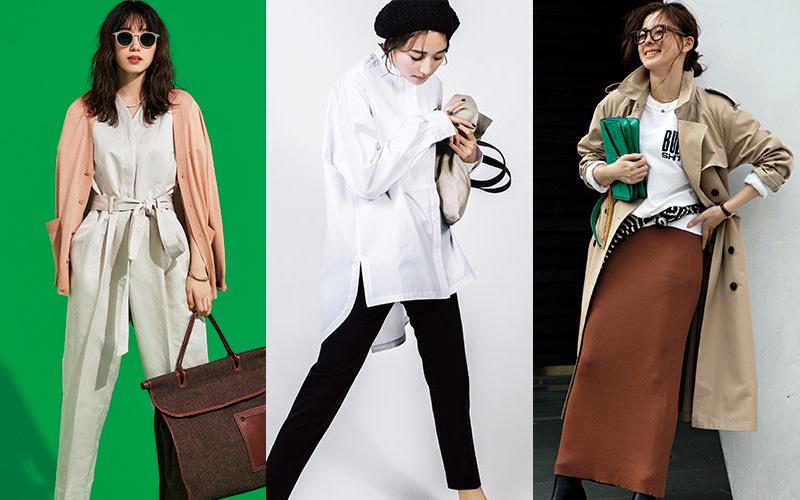春の服装27選【2020年】気温別で考えるレディース向けの春コーデ ...
