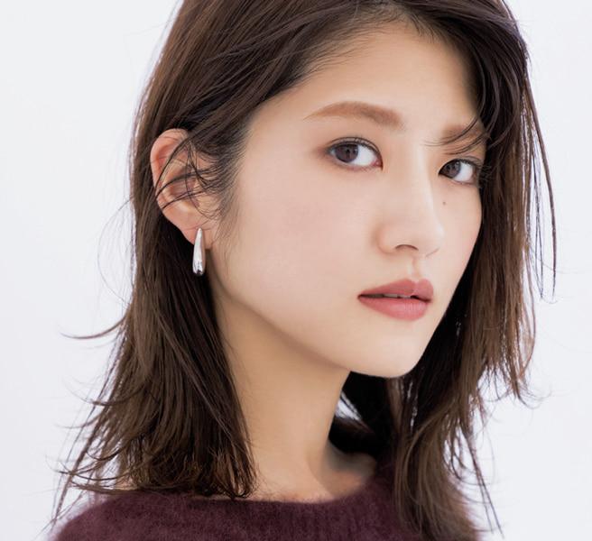 Oggi美容専属モデル・若月佑美さんがレコメンド!
