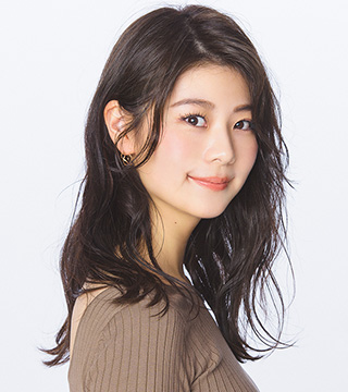 Oggi専属読者モデル オッジェンヌ:片田亜莉紗さん