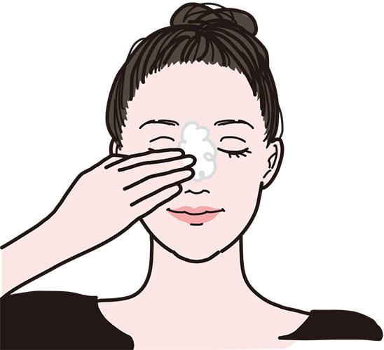 肌のうるおいを落とさないクレンジング&洗顔方法