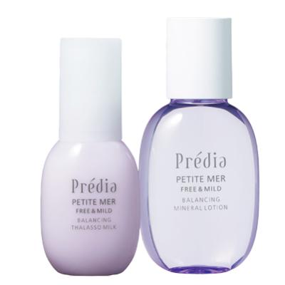 保湿成分が肌をやさしく包み込む「Prédia」