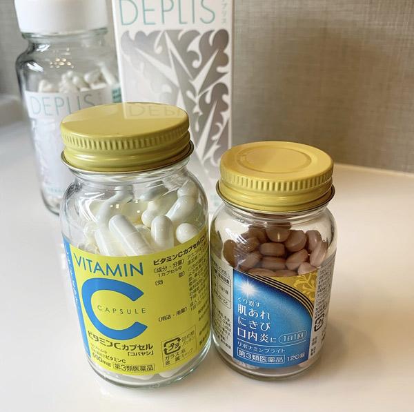 「デプリス」と合わせて飲みたいビタミン剤2選