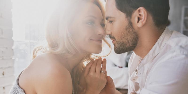 キスするだけで彼との相性がわかる