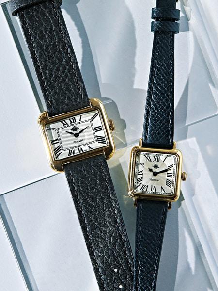 ロゼモンの腕時計2選