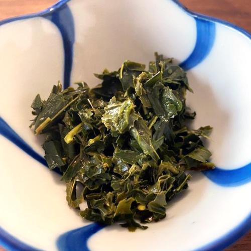 [1-1]緑茶のレシピ