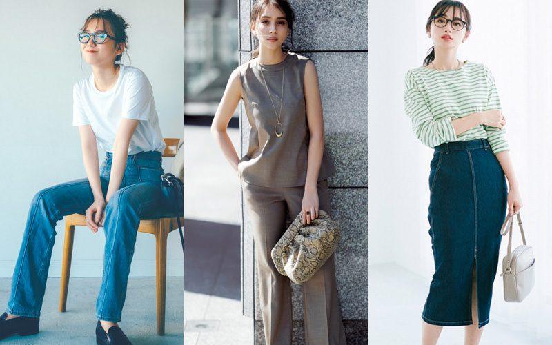 気温25度の服装22選【2020】定番シンプルがおしゃれに見える♪ きれめ ...
