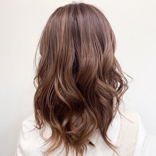 ラフなまとめ髪