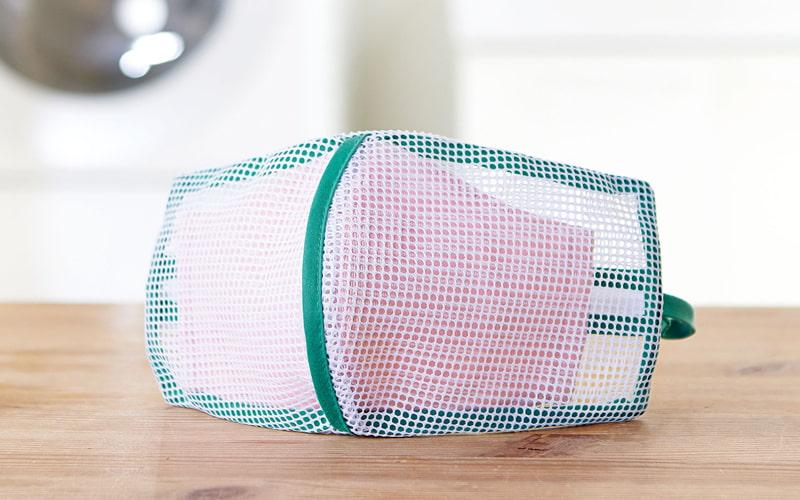 ネット マスク 洗濯 【検証】縮むと噂のアベノマスクを洗濯機で洗ってみた結果…