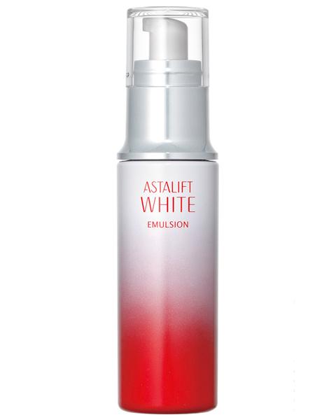 美容のプロがすすめる薬用美白『乳液』
