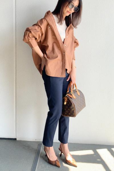ダブルポケットオーバーシャツ|ユニクロ