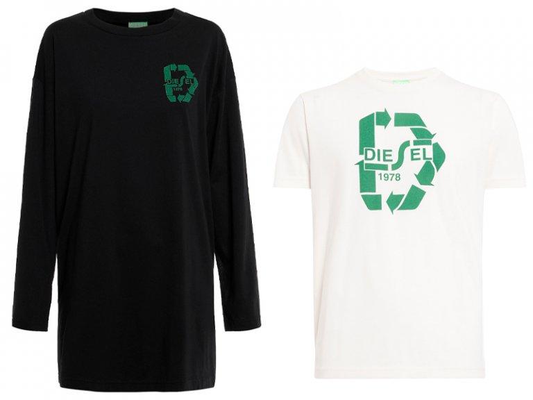 ロングスリーブTシャツ&Tシャツ ディーゼル
