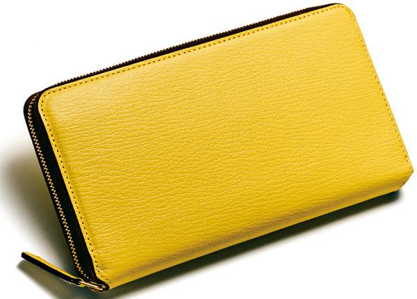 ラルコバレーノのハイセンス長財布