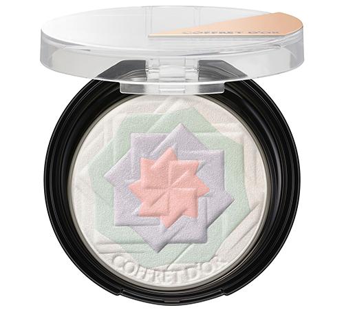 カネボウ化粧品 コフレドール スマイルアップチークスS EX01
