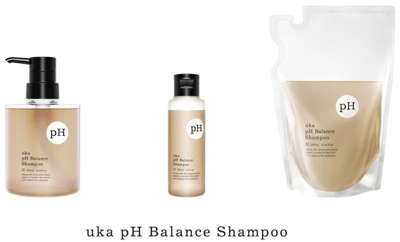 uka|pH Balance Shampoo
