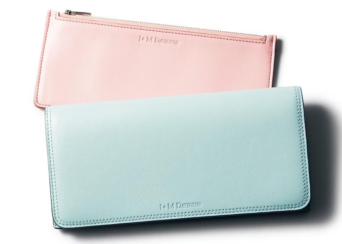【長財布】J&M デヴィッドソンの財布