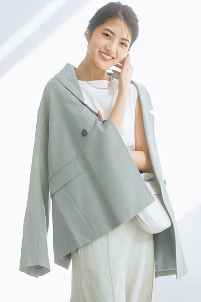 【3/16のコーデ】清潔感のあるジャケットコーデ… 着こなしのコツは?